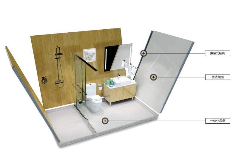 如何选购装配式卫生间?安装之后的验收工作有哪些?