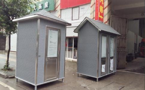 工地移動廁所的用材以及內部構造